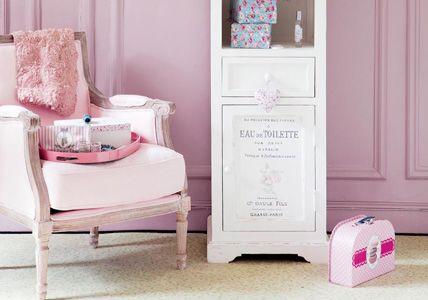 Sessel Pink forever - Decoration Pinterest Rosa möbel, Rosa - rosa schlafzimmer gestalten