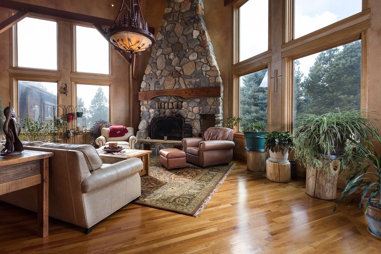 story natural rockstone fireplaces allow them to be the statement