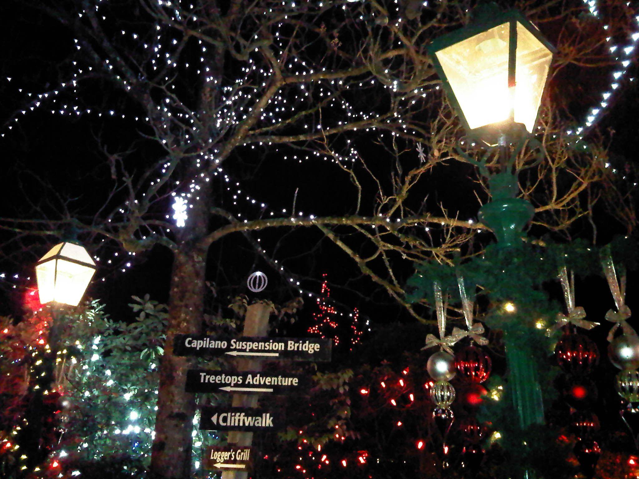 Canyon Lights Christmas Events North Vancouver Christmas Events Christmas Activities Lights
