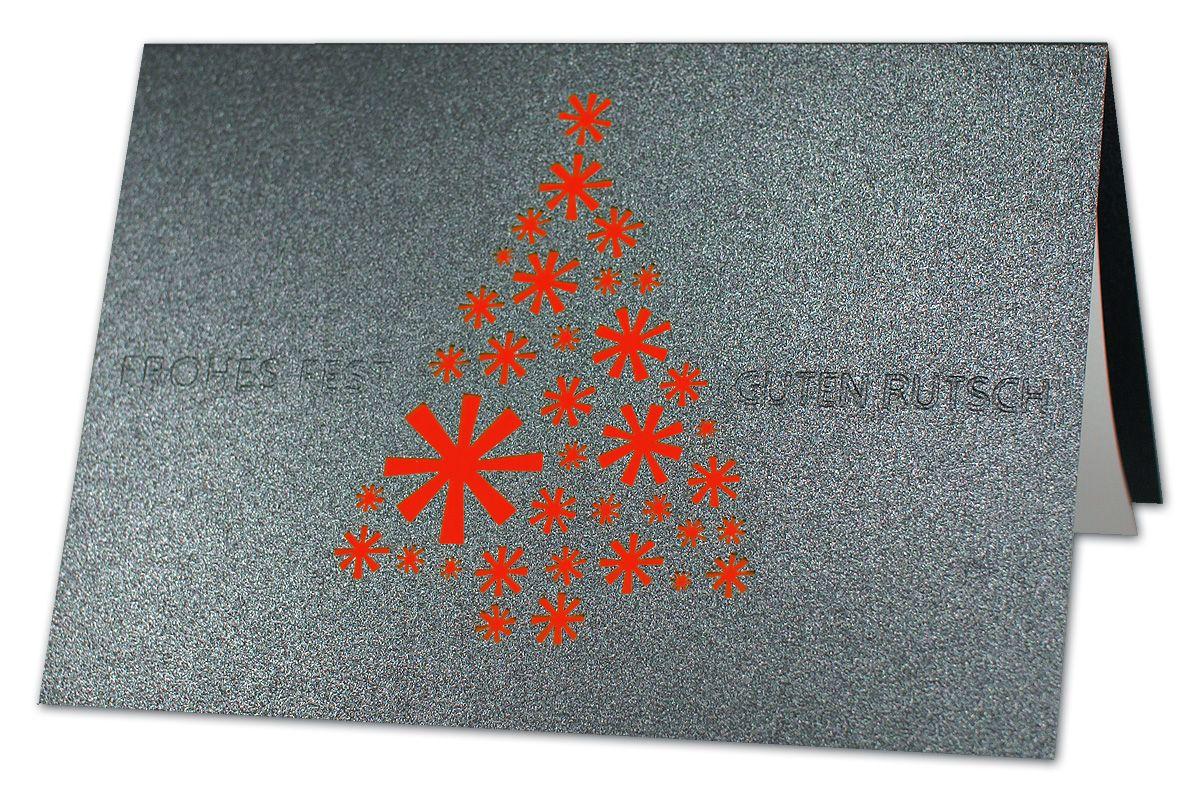 Weihnachtskarten Spende.Weihnachtskarte Mit Spende Für Die Deutsche Kinderkrebsstiftung In
