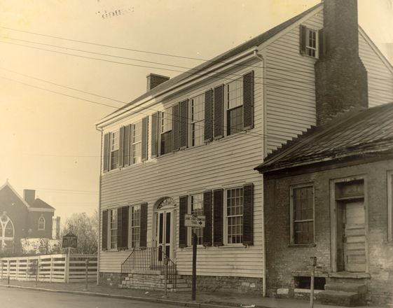McDowell House Museum - 1950-1960 - Danville, KY