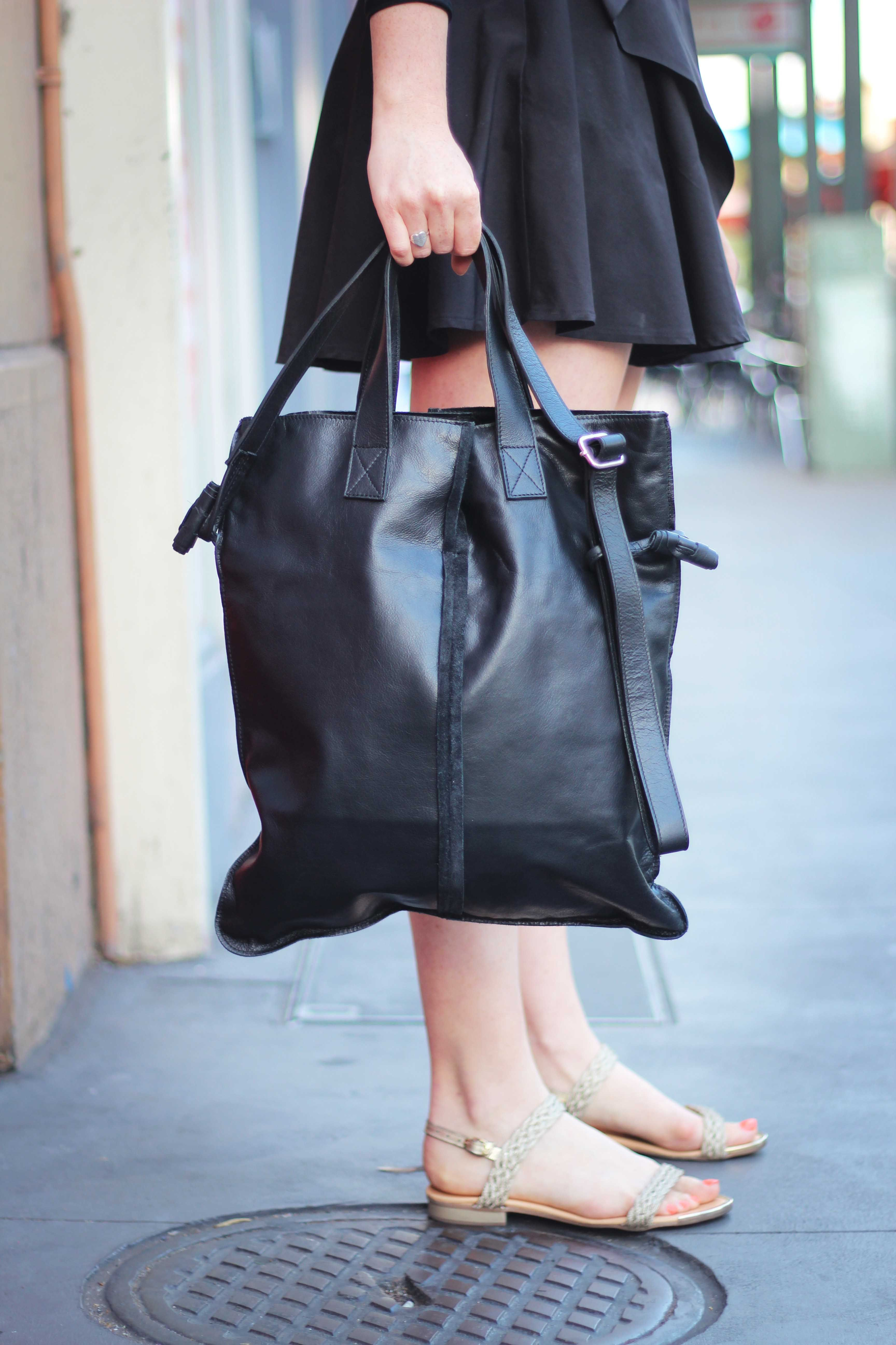 a41b353927cafe Laura Di Maggio bags now in store. Italian leather
