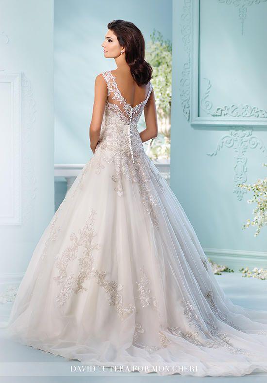 David Tutera 216250 | David Tutera Wedding Gowns | Lulu\'s Bridal ...