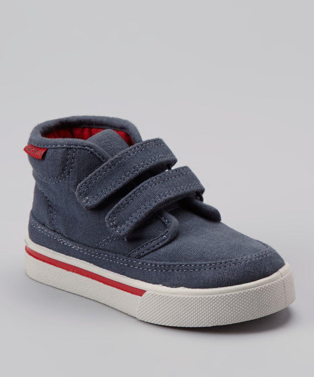 Gray Simon Hi-Top Sneaker