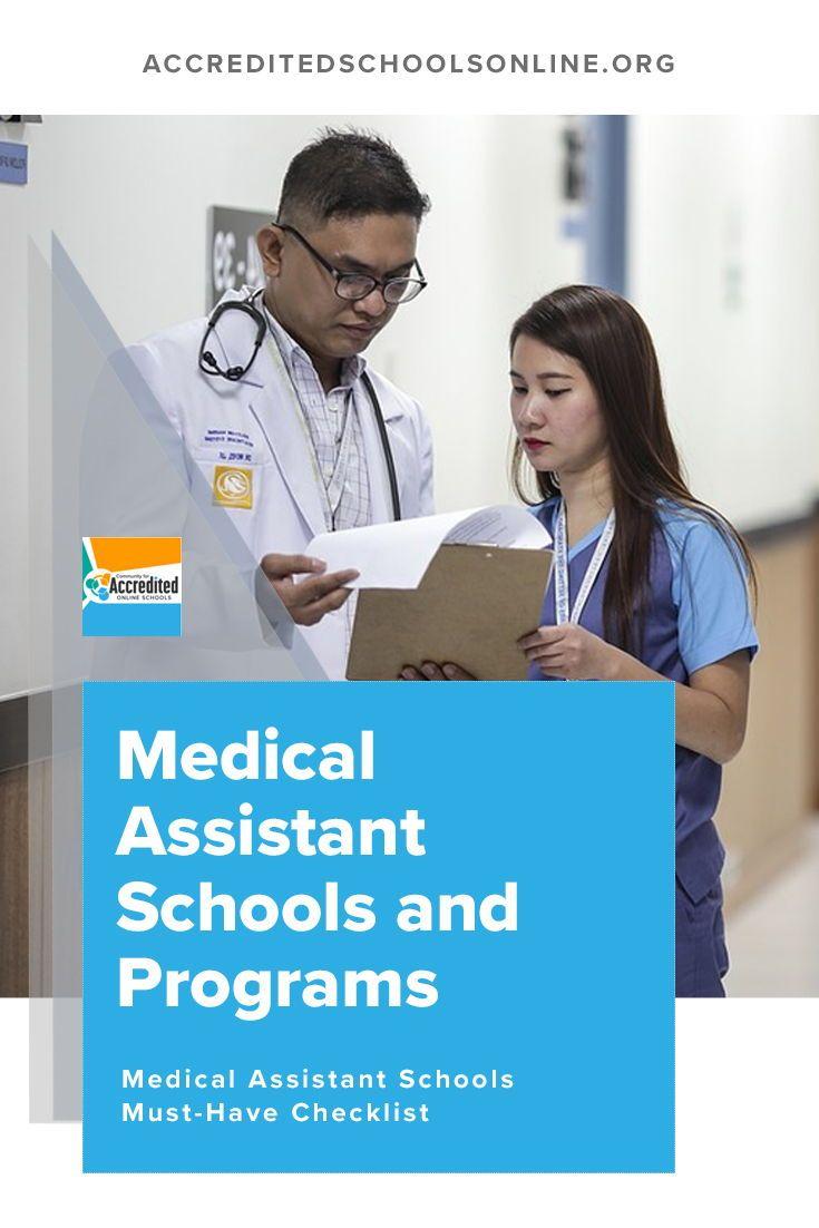 Nations best medical assistant schools programs in 2018