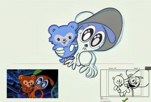 114sc146p1copy Character design, Animation news, Animation