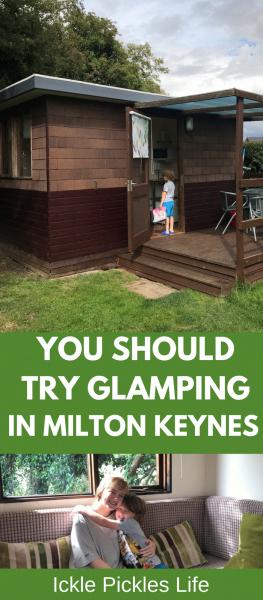 Glamping milton keynes