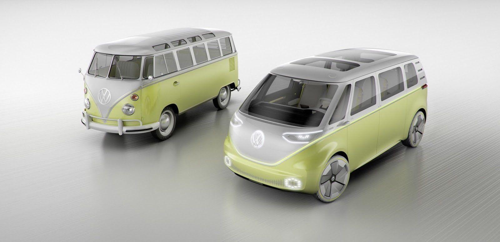 elektrisch volkswagen busje