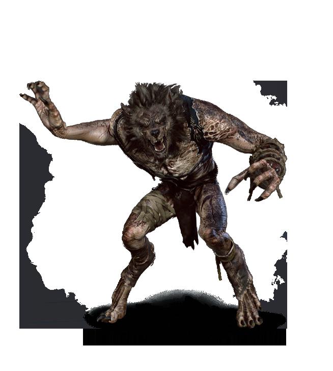 Werewolf Concept Art Witcher 3 Wild Hunt Werewolf Witcher Monsters Witcher 3 Wild Hunt