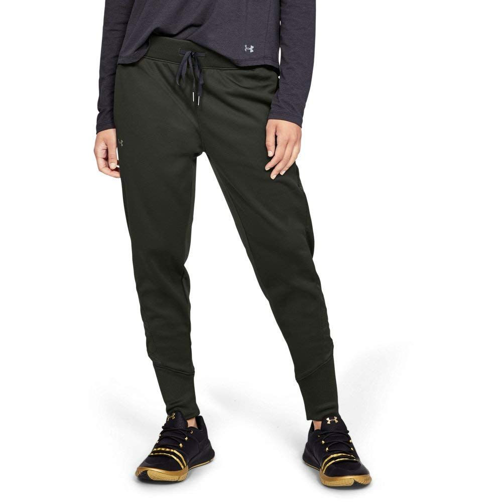 Under Armour Womens Synthetic Fleece Jogger Pant