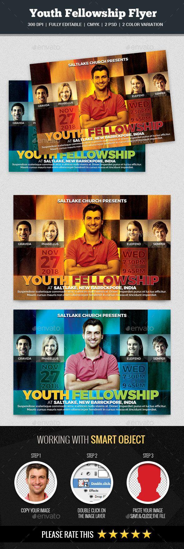 Fellowship Church Flyer