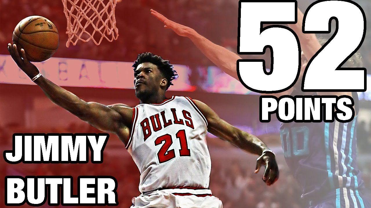 Jimmy Butler Drops 52 POINTS!!! 01.02.17 NBA News