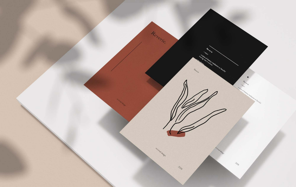 Basic Stationery Mockup  Psd  In 2020