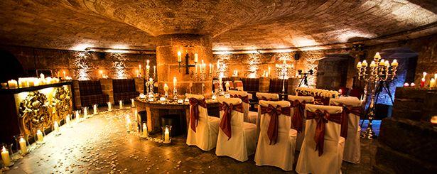 Peckforton Castle Wedding Venue This Is The Place