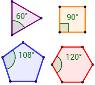 Pin En Geometria Plana