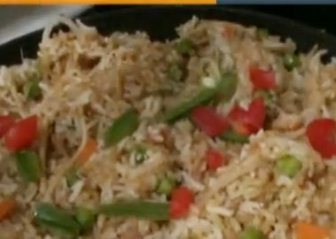 If you are planning to make fried rice then do check out this recipe 108fde839104d6d829f11fec45d44e4cg ccuart Images