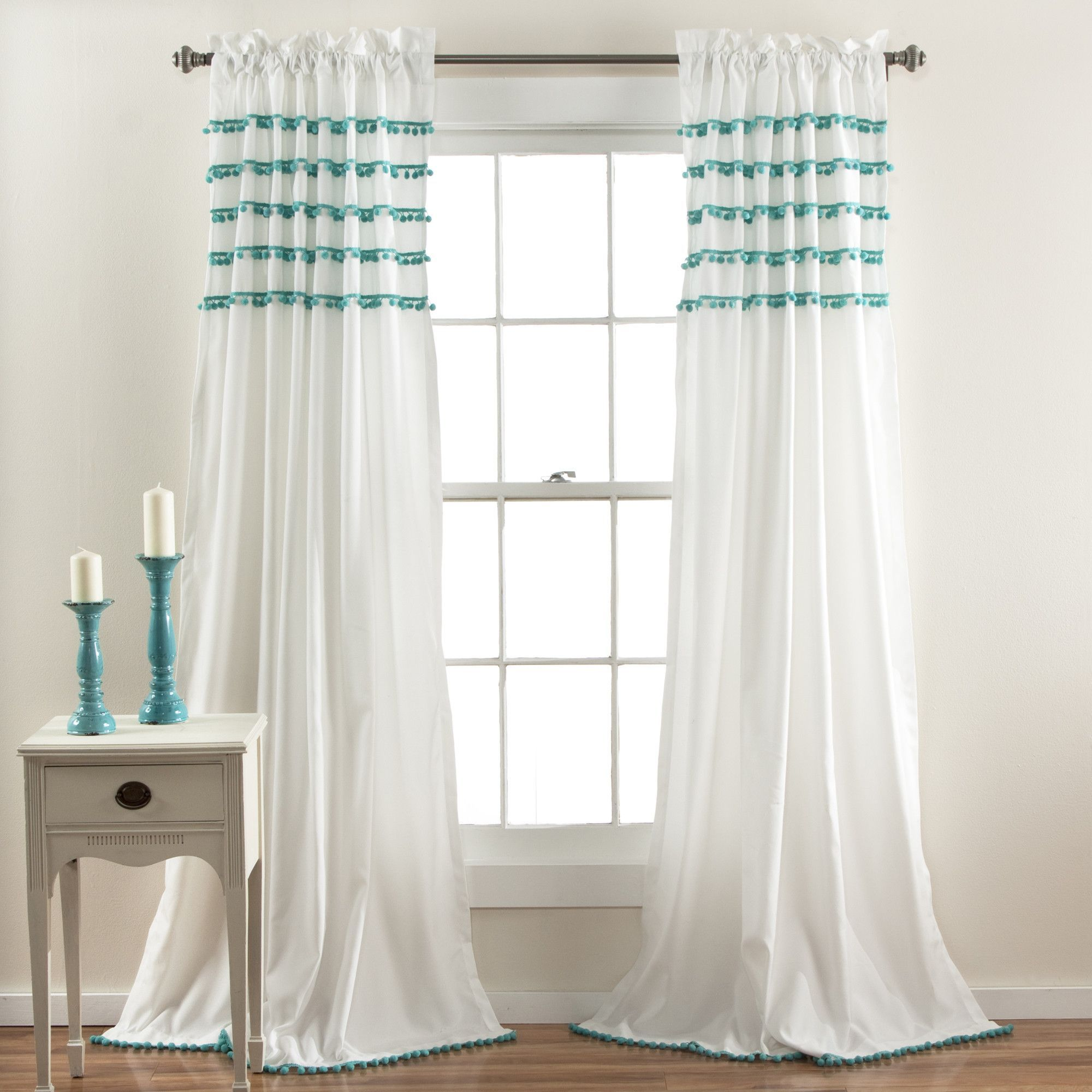 3 panel kitchen window  devin single curtain panel  products  pinterest  products