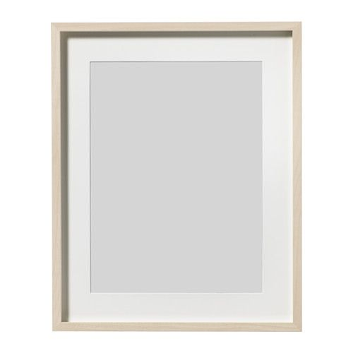 Hovsta Birch Effect Birch Frame 40x50 Cm Ikea In 2020 Ikea Photo Frames Nursery Wall Frames Frames On Wall