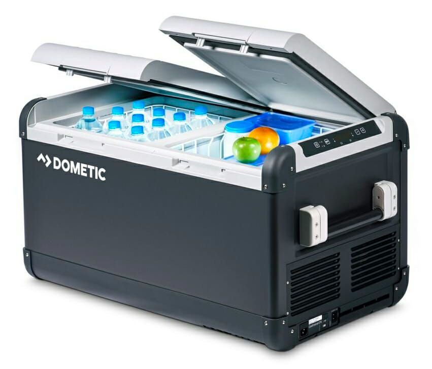 Most Technologically Advanced Dometic Portable Refrigerator Review With Images Portable Refrigerator Portable Fridge Camping Gear