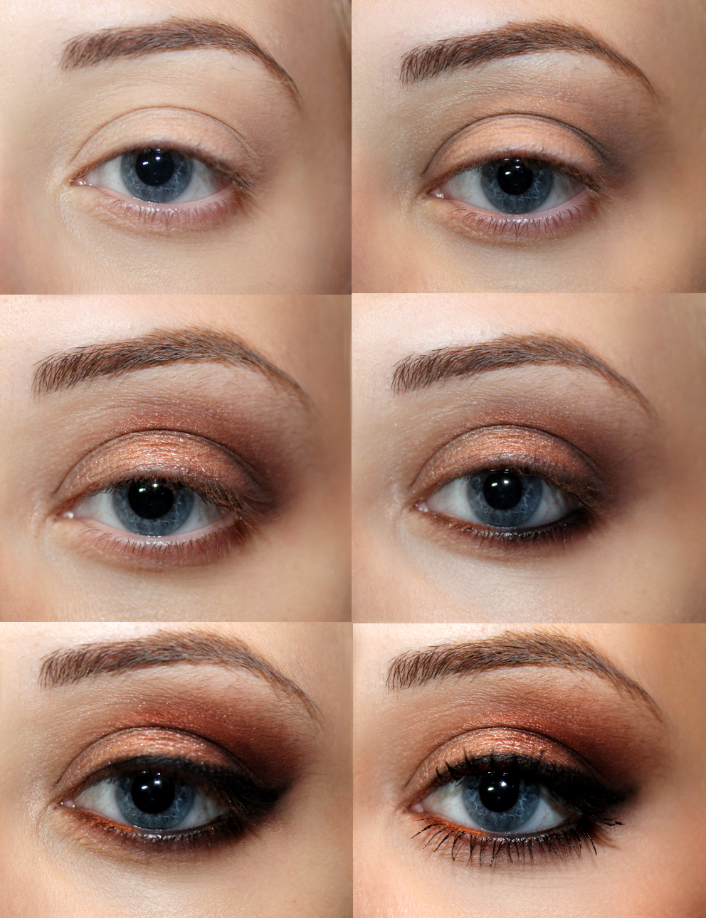 In 2015 Smokey Eyes Makeup Ideas Collection, discover most