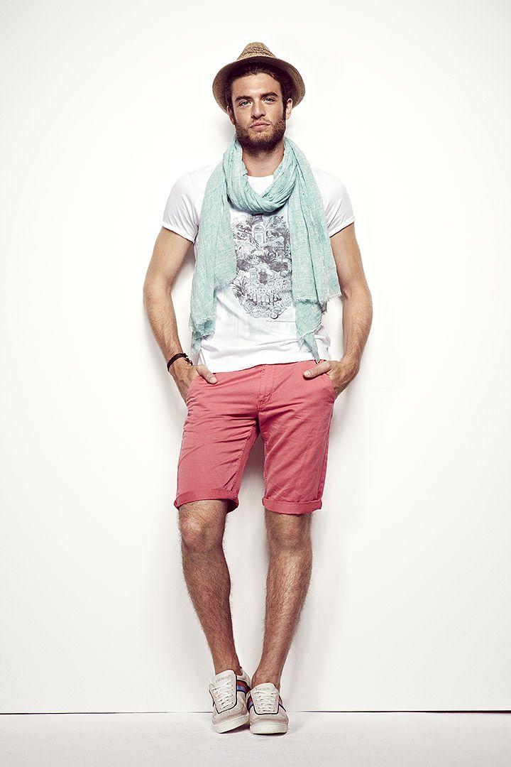 Style Homme Ete