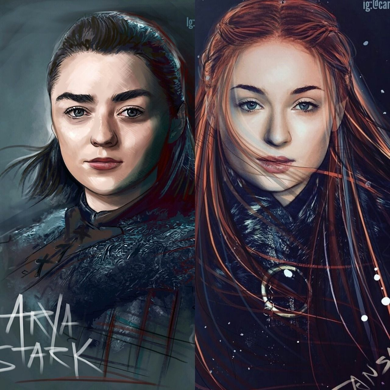 Some incredible Game Of Thrones Season 7 Fan Arts from