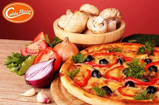 Do you want to go for some #meatless #foodtrip? You'll never go wrong with our #vegetarianpizzas. So healthy, you won't feel the guilt!