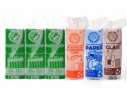 Malaysia Plastic Bags, Garbage Bags, Waste Separation Bags