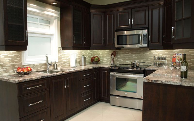Montreal kitchen renovations and custom kitchen cabinets direct from the manufacturer. & Montreal kitchen renovations and custom kitchen cabinets direct from ...