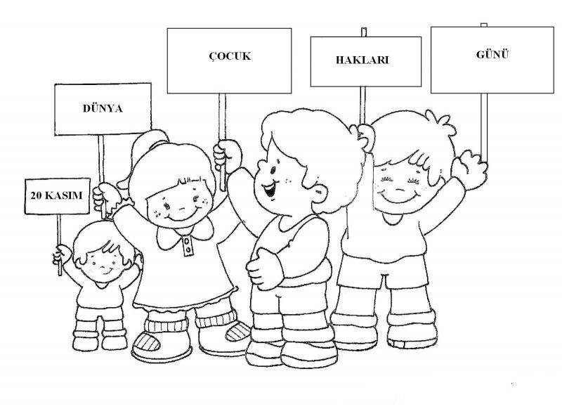 26 En Iyi Dünya çocuk Hakları Görüntüsü Activities Activities For