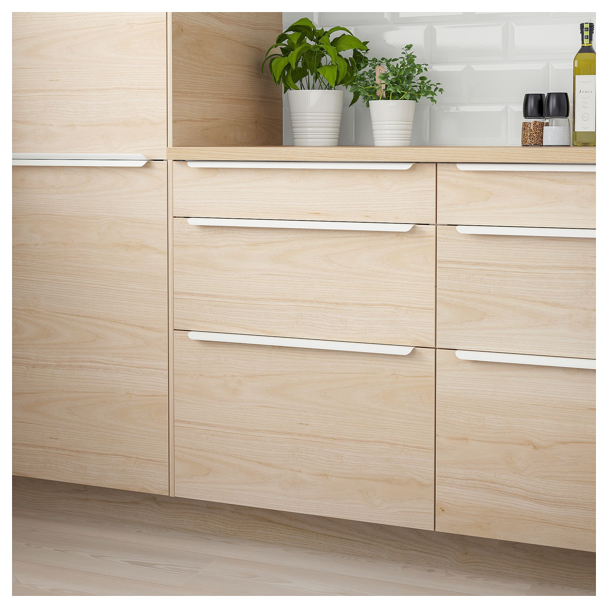 Askersund Drawer Front Light Ash Effect Ash Ikea Canada Ikea In 2020 Drawer Fronts Ikea Kitchen Kitchen Drawers