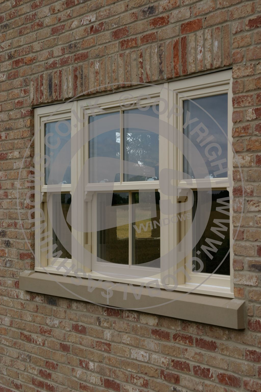 A Closer Look At Homes Fitted With The Global Sash UPVc Windows Available For