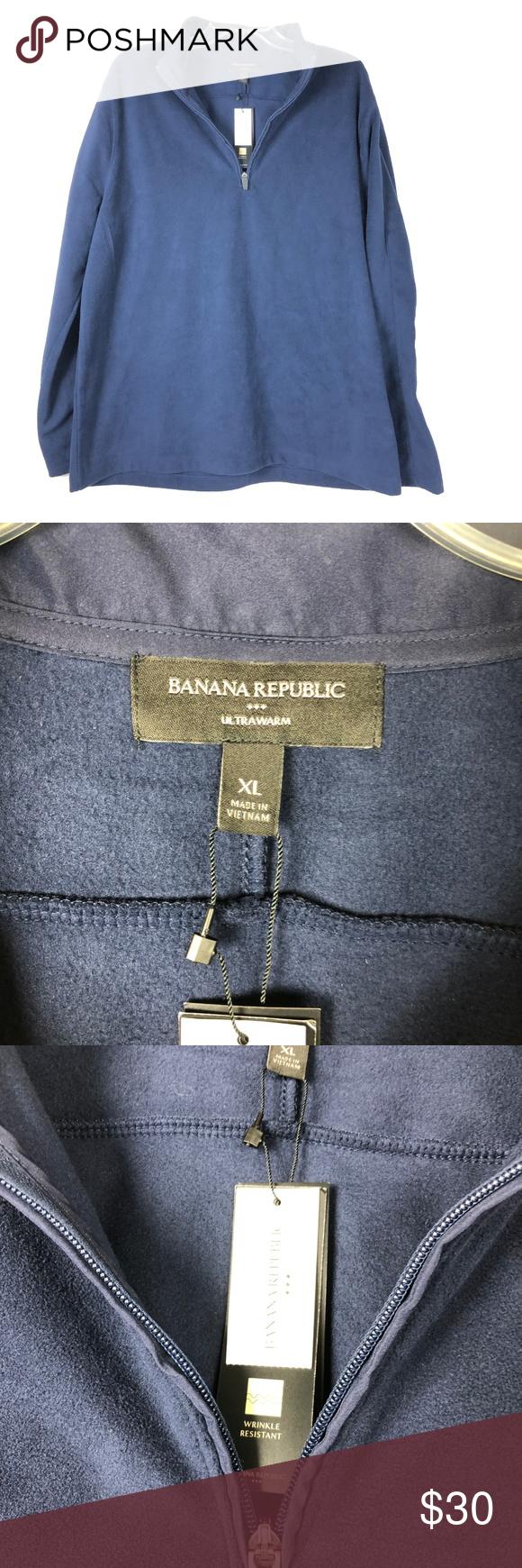 Nwt Banana Republic Mens Ultrawarm Sweatshirt 02e Sweatshirts Banana Republic Banana Republic Sweater [ 1740 x 580 Pixel ]