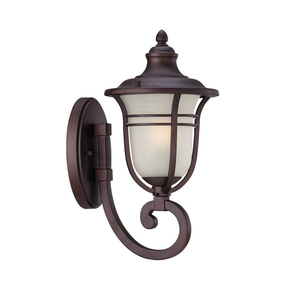 Acclaim lighting montclair collection wallmount light outdoor