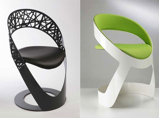 Form Us With Love uses recycled wood and plastic to create sustainable IKEA  chair
