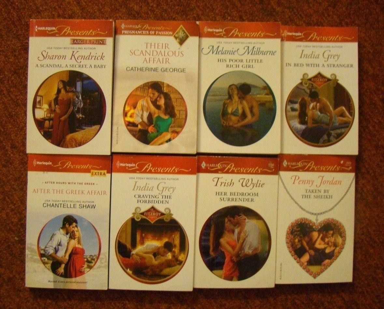 43 Vintage Harlequin Presents Romance Books 1980 S 2011 2012 2013 02 13 2016 Romance Books Harlequin Romance