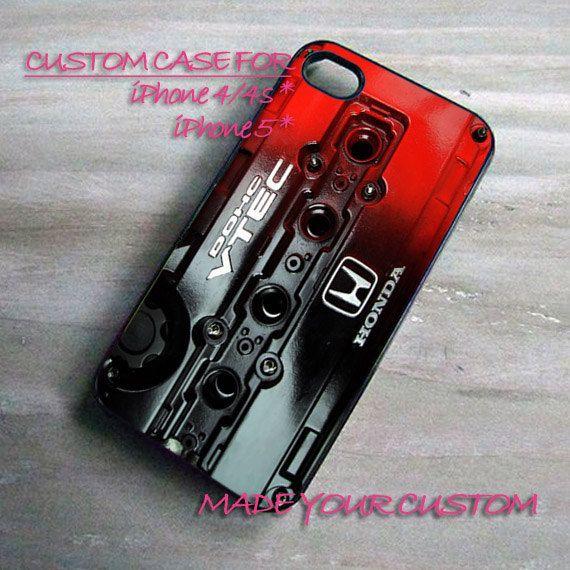 Honda Dohc Vtec Engine, iPhone 4 Case, iPhone 4s Case, iPhone 5 Case, Samsung Galaxy S3 i9300, Samsung Galaxy S4 i9500