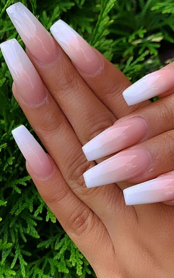42 Acrylic Nail Designs Of Glamorous Ladies Of The Summer Season Summer Acrylic Nails Acrylic Nail Designs Acrylic Nails
