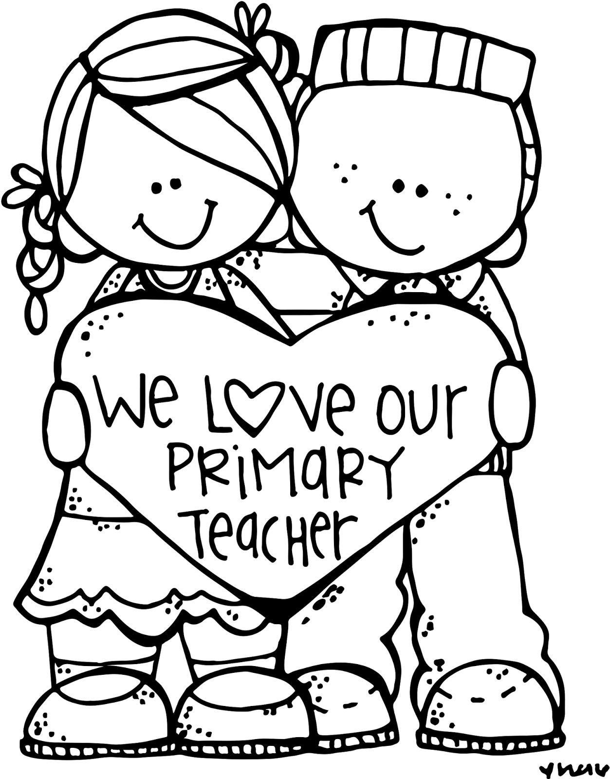 Love Primary Teacher Mhldsf 28c 29 Melonheadz