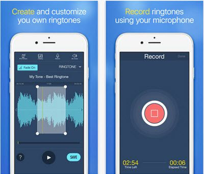Best iPhone ringtone app Ringtone maker Ringtones for