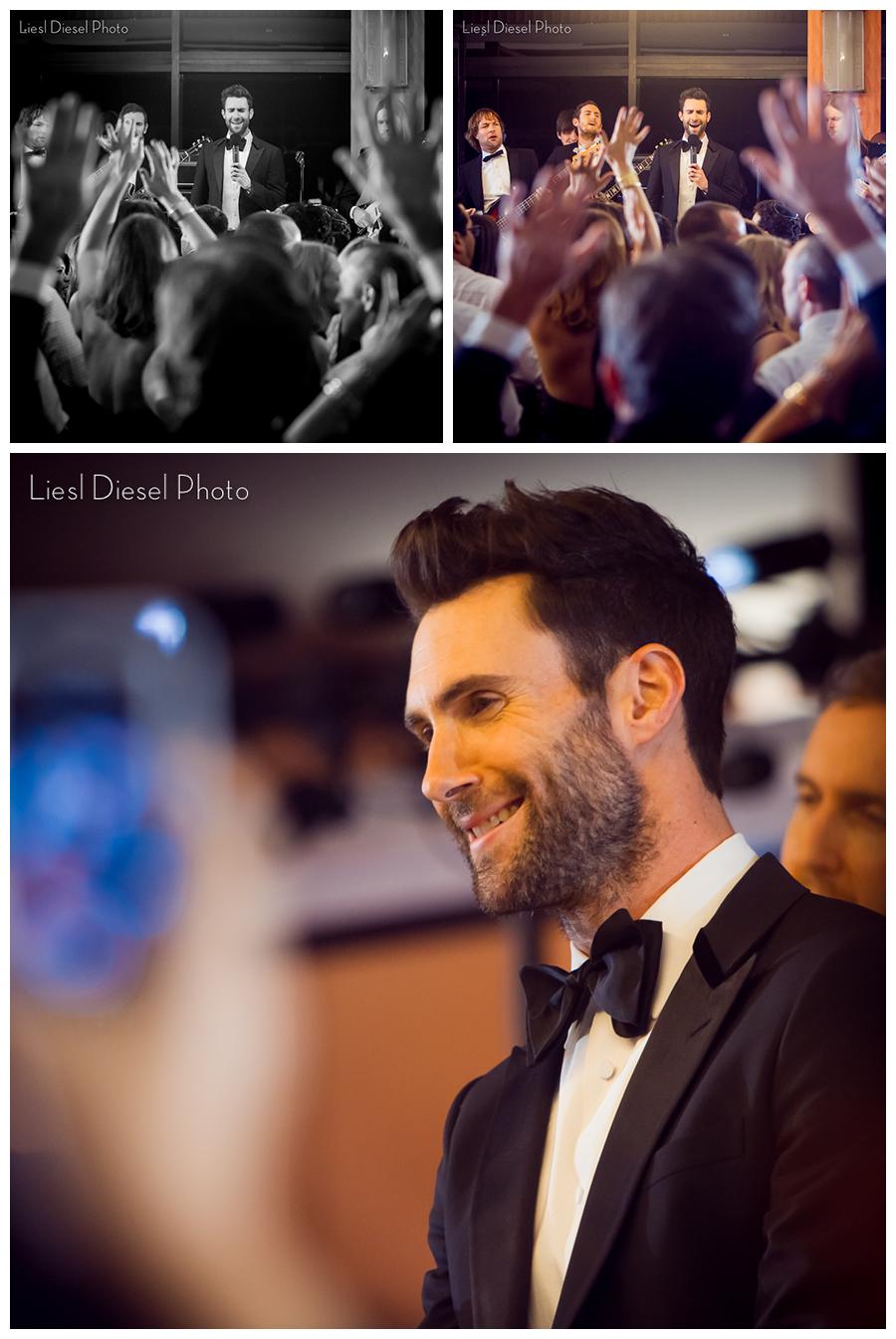 Adam Levine And Maroon 5 Crash A Wedding For A Music Video Adam Levine Levine Maroon 5