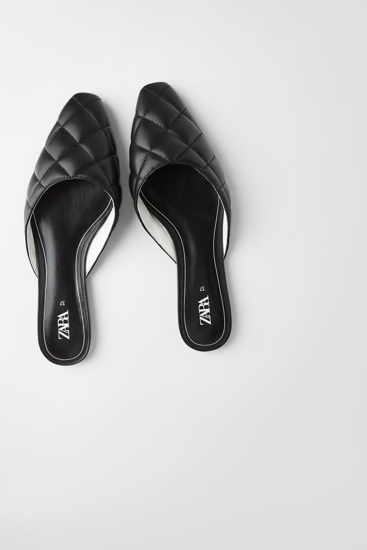 STYLECASTER | Zara spring shoes | Zara