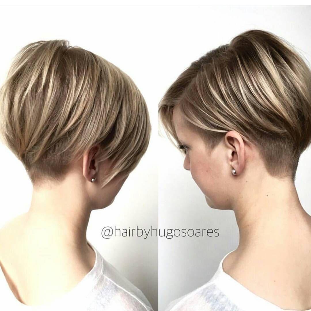 Hairbyhugosoares u  Hair  Pinterest  Short hair Haircuts and Pixies