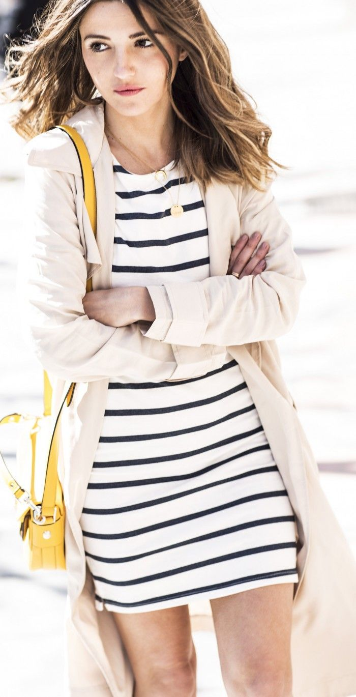 IN STRIPES