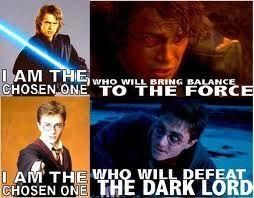 Harry Potter Vs Star Wars Espanol Google Search Harry Potter Memes Hilarious Twilight Funny Harry Potter Vs Twilight