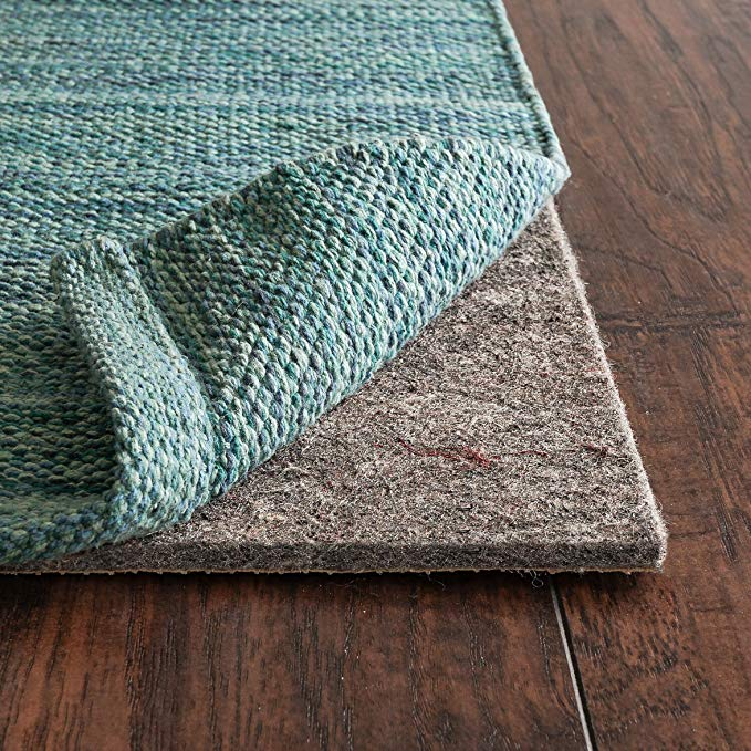 Rug Pad Usa 1 4 Thick 2 X 8 Rectangle Rug Pad Felt Reinforced Natural Rubber Anchor Grip 22 Amazon Ca Home Kitchen Rubber Rugs Rugs Diy Carpet