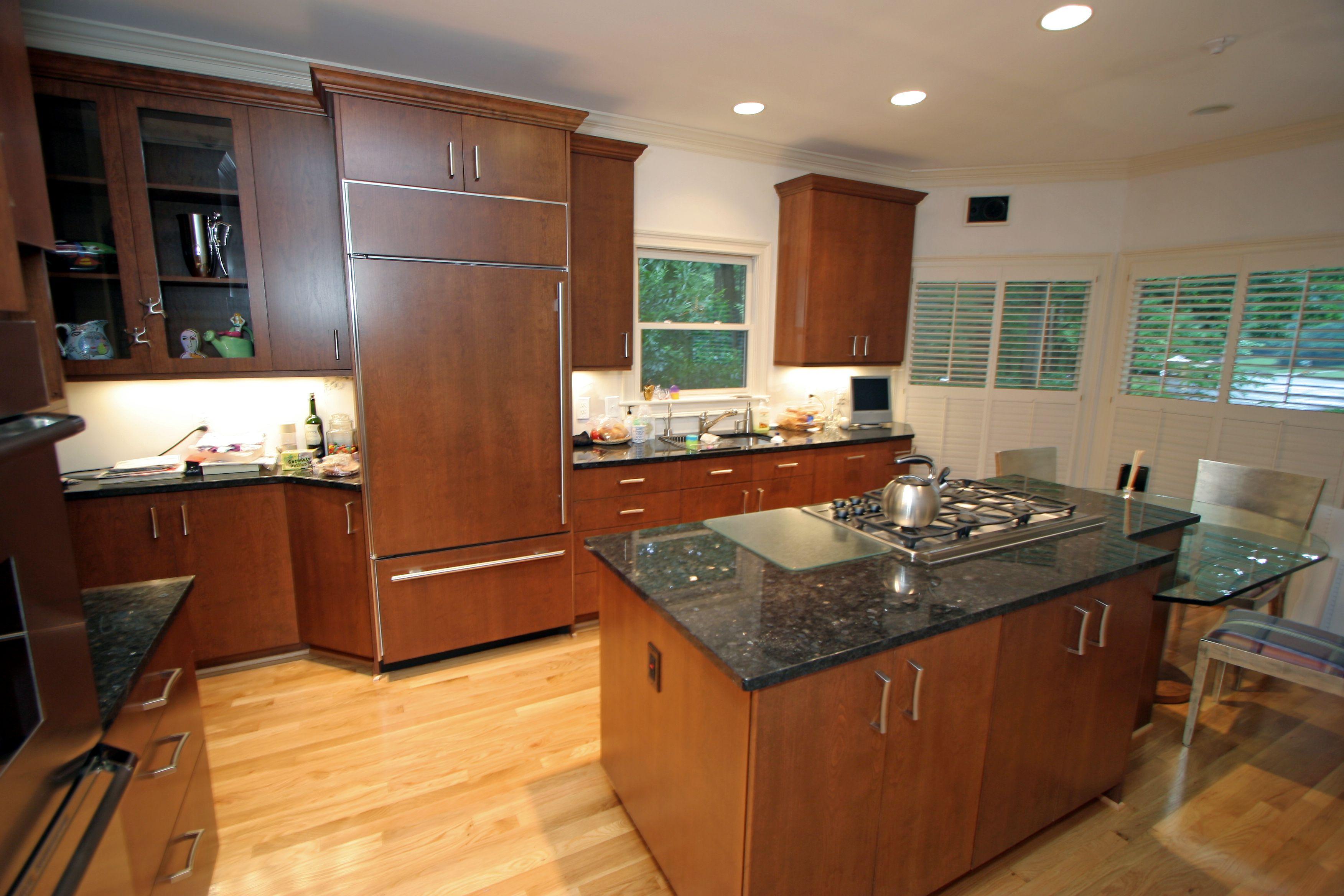 U-förmige küchendesigns blendend zimmer dekoration mit Üppigen holz küche schränke auch