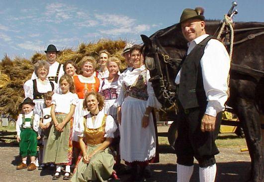 Midwest Deutsche Oktoberfest Hays,KS German village