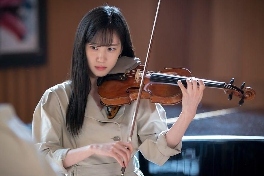 """Park Eun Bin Shares Why She Chose """"Do You Like Brahms?"""" And How She's Preparing To Play A Violinist"""