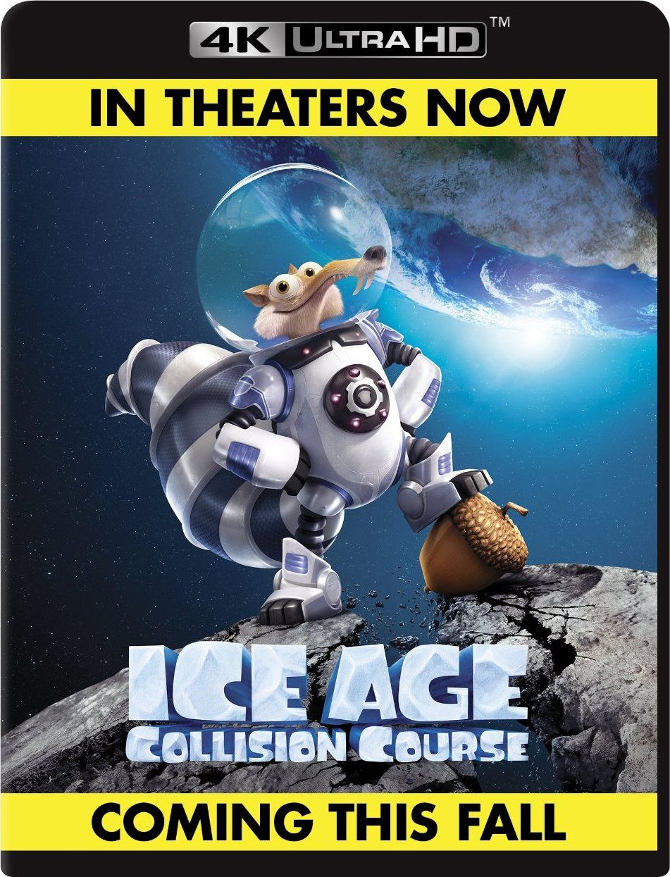 Ice Age: Collision Course (English) dual audio hindi torrent download